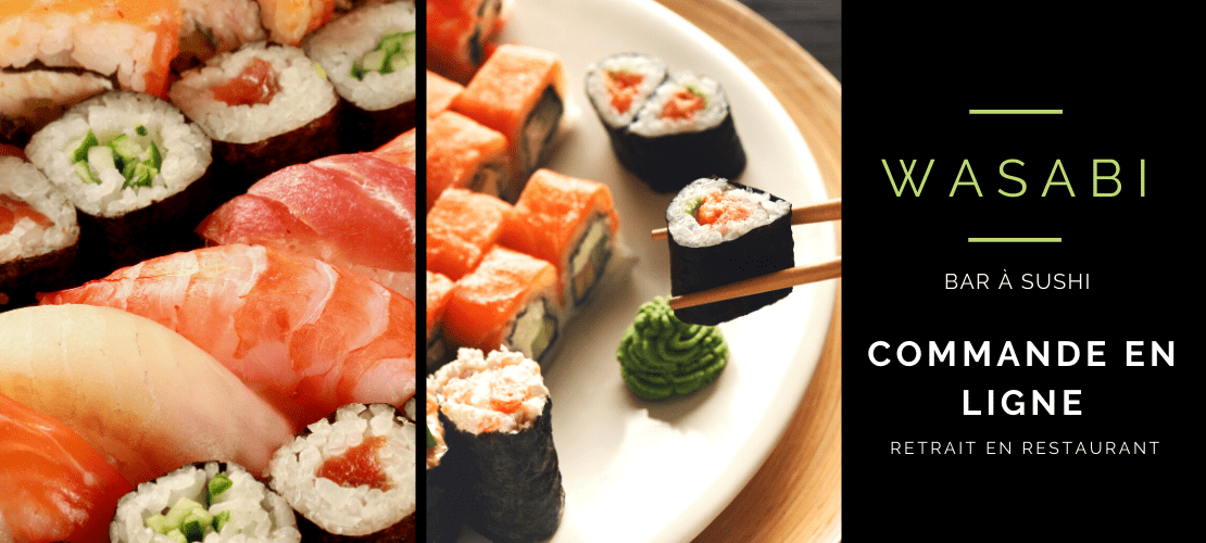 Japanese Food Sushi Bar Twitter Header